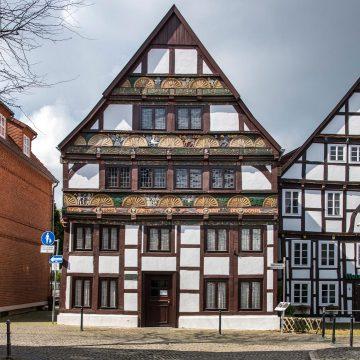 """sog. """"Adam und Eva Haus"""", bis 2015 Nutzung als Museum für Stadtgeschichte"""